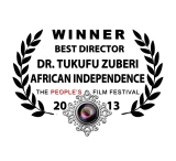 BEST DIRECTOR TUKUFU ZUBERI